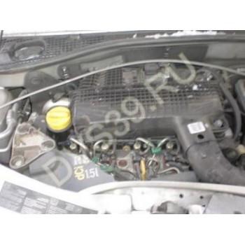 DACIA LOGAN RENAULT CLIO Двигатель 1.5 DCI