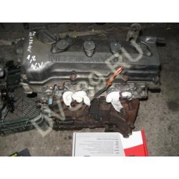 NISSAN PRIMERA P11  1.8 Двигатель