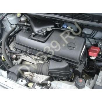 NISSAN NOTE   08 Двигатель  1.4