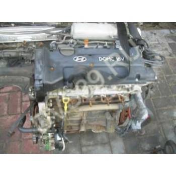 HYUNDAI COUPE  - Двигатель 2.0 16V 1998r