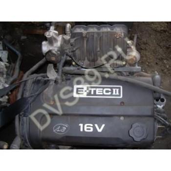 CHEVROLET KALOS DAEWOO NUBIRA Двигатель 1.4 E-TEC II