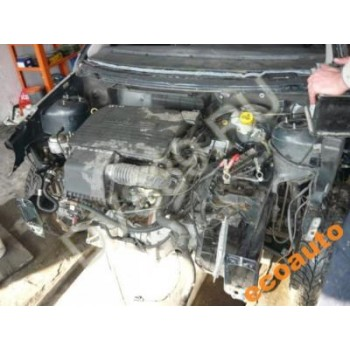 Двигатель - Ford Fiesta mk6  Fusion 1.3