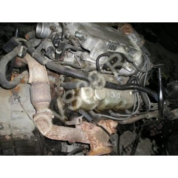 CHRYSLER VOYAGER 90-95 Двигатель 3,0 104kW