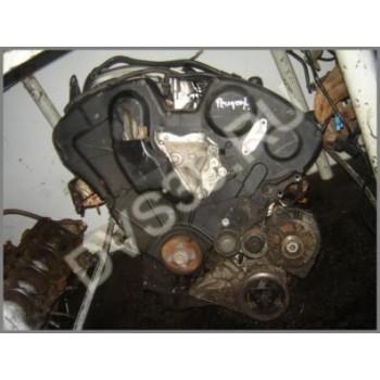 PEUGEOT 607 3,0 V6 2001 Год - Двигатель