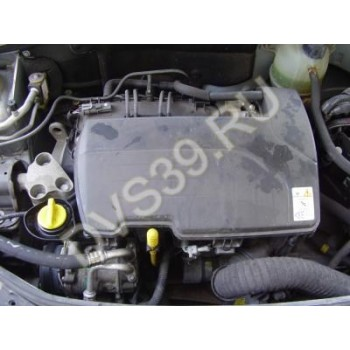 CLIO 2-04R.1.2B-16V Двигатель D4F G722
