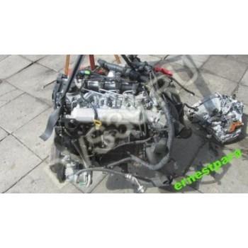 KIA SOUL 1.6 CRDI ДвигательI D4FB