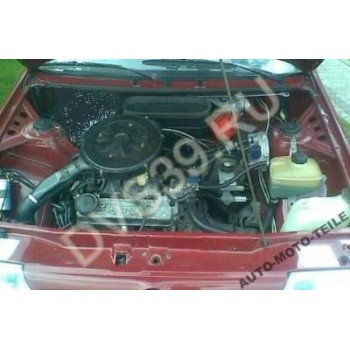 SKODA FAVORIT 1993 Двигатель 1300ccm