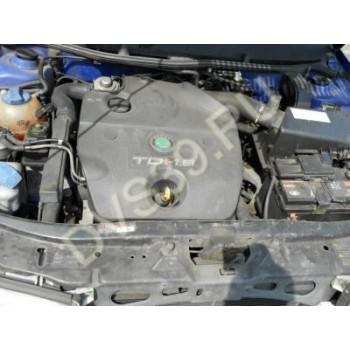 Двигатель 1.9 TDI SKODA OCTAVIA OD 2001