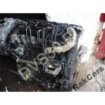 FORD FIESTA 04-09 FUSION 1.6 TDCI Двигатель