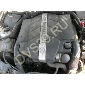 MERCEDES C 203 W203 E CLK SLK 240 V6 Двигатель 112912