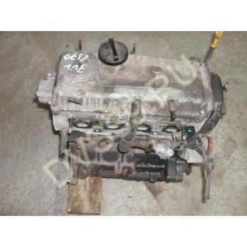 Двигатель HYUNDAI GETZ 1,1 2004r.