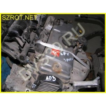 CITROEN C3 Двигатель 1.4 8V KFV