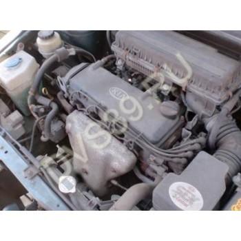 KIA RIO 1,3 Двигатель 2002