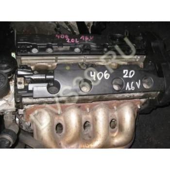 PEUGEOT 406 2.0 16V Двигатель