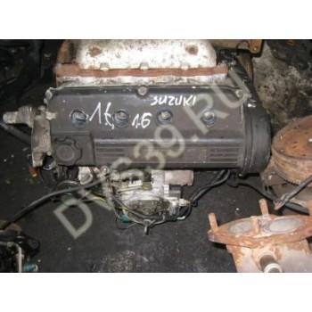 Двигатель 1.6 16V SUZUKI BALENO