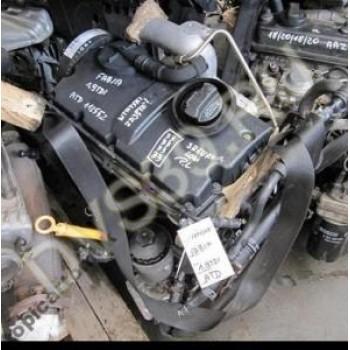 SKODA FABIA I 1.9 TDI Двигатель ATD 100PS