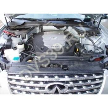 INFINITI FX35 FX 35 Двигатель 3,5 V6