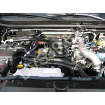 Toyota Land Cruiser 150 D4D Двигатель