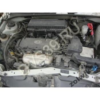 Kia RIO 04r 1.3 100  Двигатель  kombi