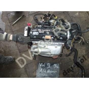 VW Golf III 94 1,4E HB 3D - Двигатель