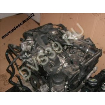 MERCEDES 320 CDI V6 M642 Двигатель 224PS
