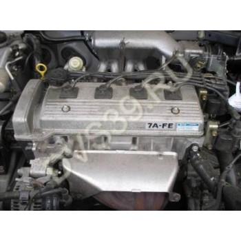 Toyota Avensis 1.8 16V Двигатель 7A-FE