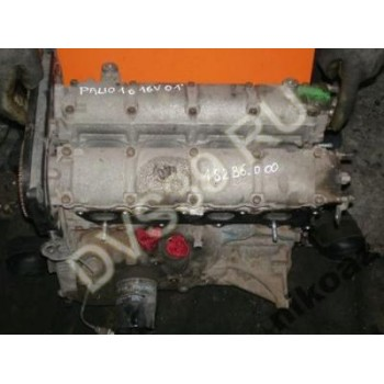 FIAT PALIO SIENA 1.6 1,6 16V 01 Двигатель