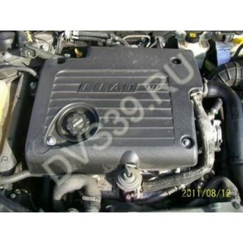 FIAT MAREA WEEKEND Двигатель 1.9 JTD