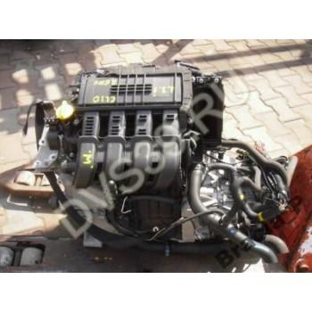 RENAULT CLIO 1,2 i Двигатель