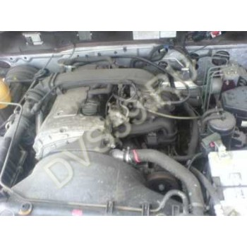 DAEWOO KORANDO Двигатель 2.3