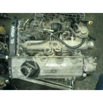 FIAT MAREA Двигатель 1.9TD