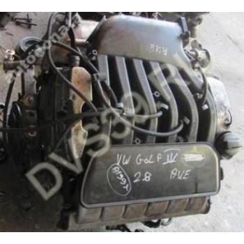 VW GOLF IV Двигатель  2.8 Бензин AUE
