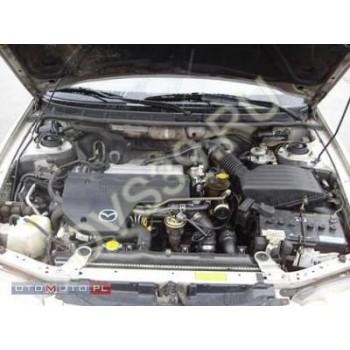 Mazda 626 323f 323 f BJ Premacy 2.0DITD Двигатель