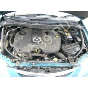 Двигатель RF2A MAZDA 323 BJ, 626, PREMACY 2,0 DITD