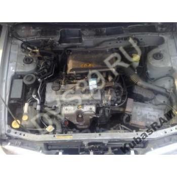 NISSAN ALMERA N15  Двигатель 1.4 16V GA14