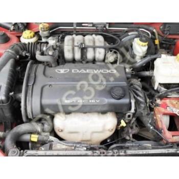 DAEWOO NUBIRA Двигатель 1,6 Бензин 16V