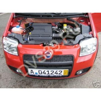 FIAT DOBLO PUNTO PANDA Двигатель 1.4 16V 7000KM