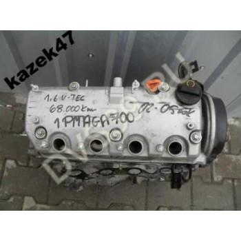 Двигатель HONDA CIVIC 2002 1.6 1,6 V-TEC 1PMA JAZZ 01