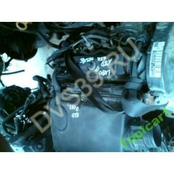 VW Lupo Caddy Двигатель 1,7 SDI  AKU 98-05
