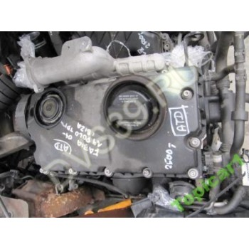 Skoda Octavia Fabia Двигатель 98- 1,9 tdi ATD