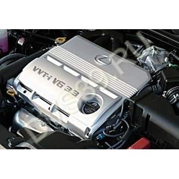 Lexus ES330 ES 330 Двигатель 3.3 chlodnica
