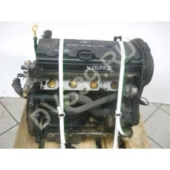 Двигатель DAEWOO NUBIRA II 2.0 16V X20SED