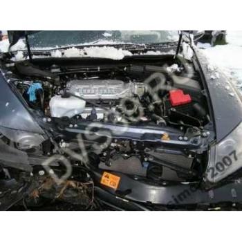 HONDA LEGEND 3.5 V6 2008   Двигатель