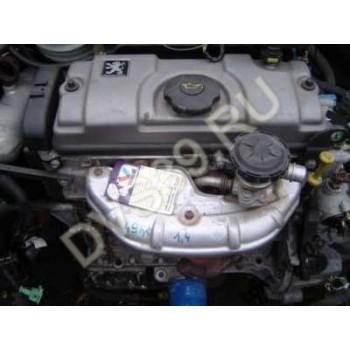 PEUGEOT 206 1,4 BEN . 99 R. Двигатель