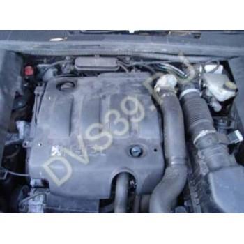 PEUGEOT 307 607 Citroen C5 C8 2.0 HDI Двигатель