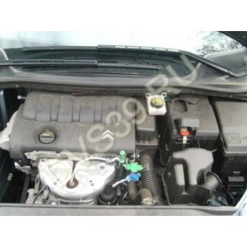 CITROEN C4 PEUGEOT 307 1,4 1.4 1.6V 90KM Двигатель