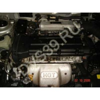 HYUNDAI COUPE 97Год 1.6 16V Двигатель
