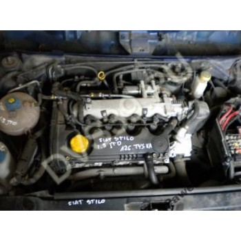 Fiat Stilo Двигатель 1.9 JTD z iem 126 тыс.км