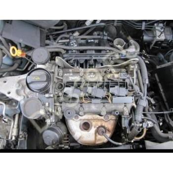SEAT IBIZA 02- 1.2 12V Двигатель AZQ