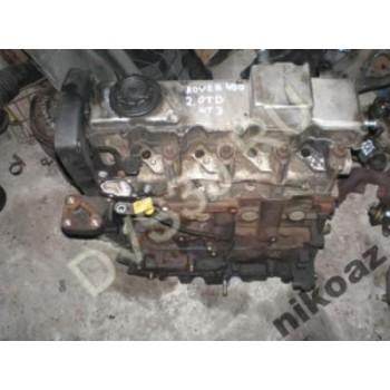 ROVER 400 2.0 2,0 TD Двигатель